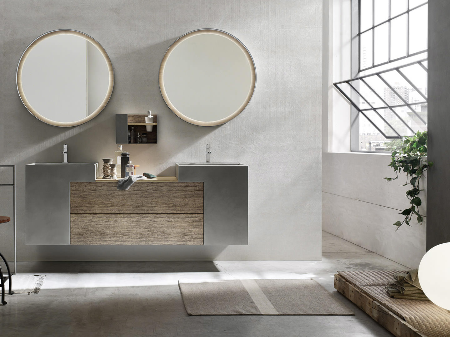 Decor & Vintage 3      Mobile da Bagno   ARDECO