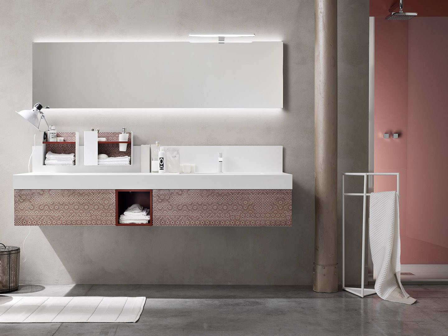 Decor & Vintage 6      Mobile da Bagno   ARDECO
