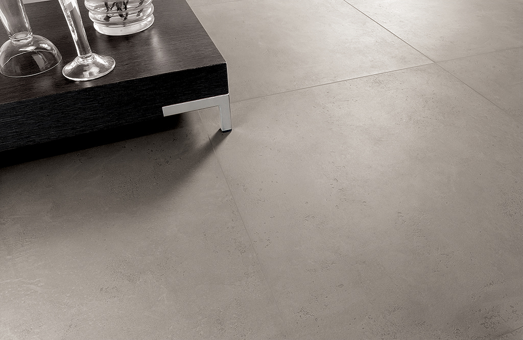 Pavimento In Cemento Prezzi. Finest U Bianco Monocolore With ...