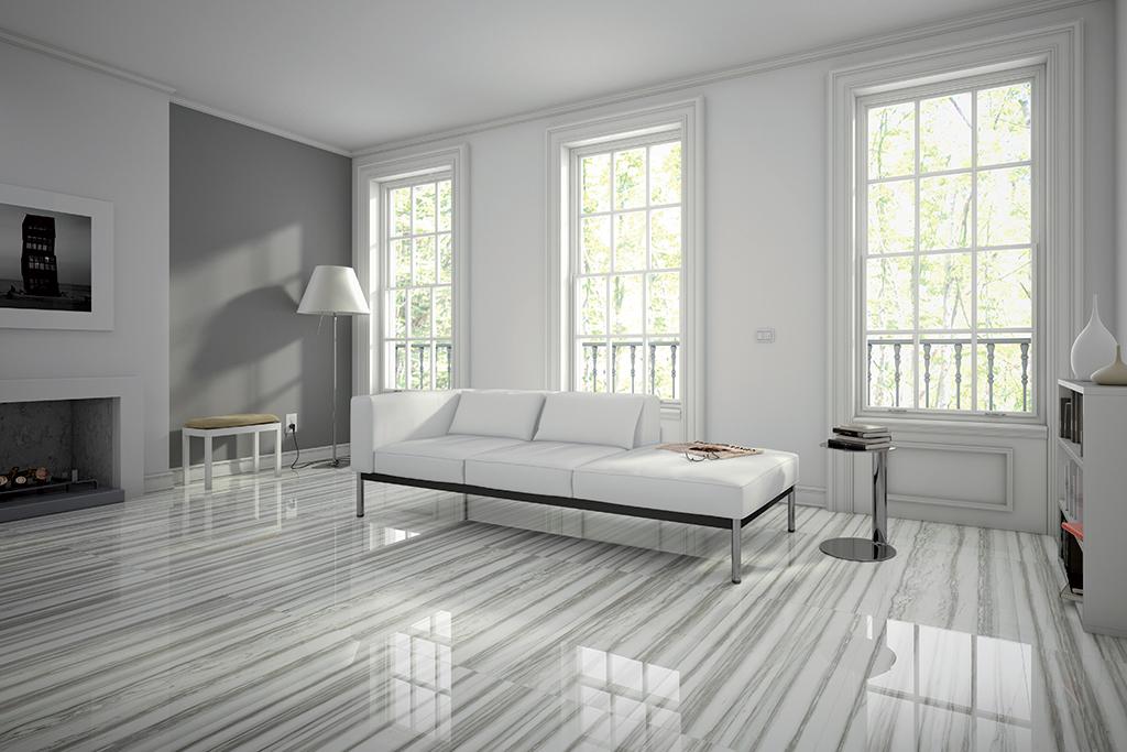 Pavimento Bianco Lucido Prezzo : Pavimenti lucidi effetto legno gres lucido prezzi piastrelle per