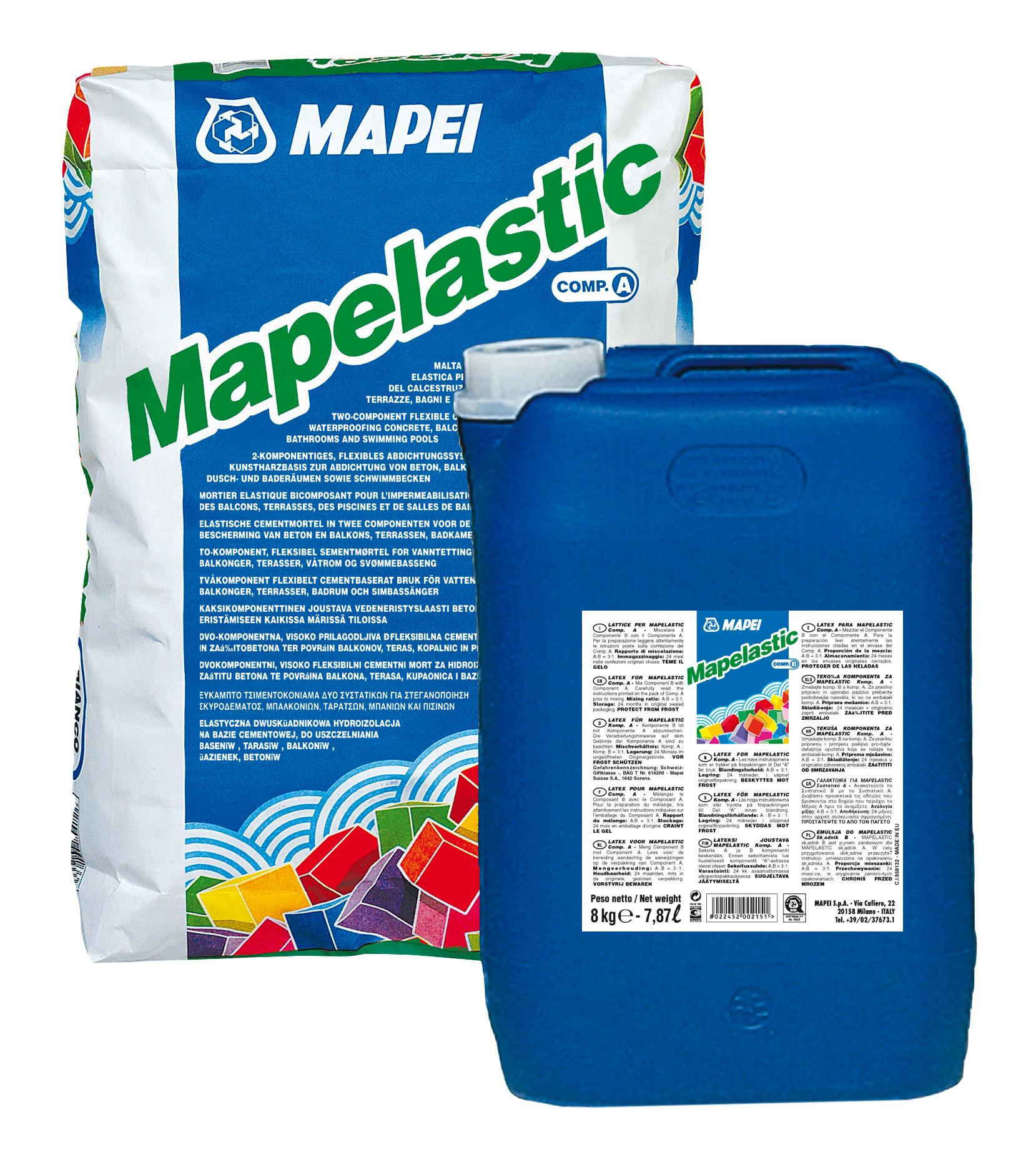 Mapei - Impermeabilizzanti e Prodotti per la Posa - Edilceramiche ...