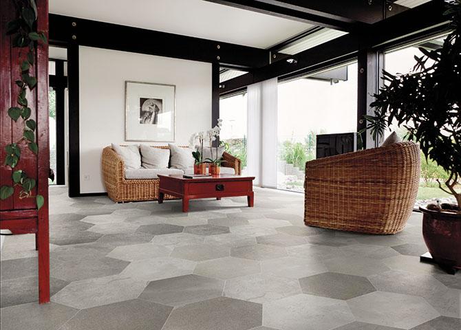 Cementine effetto ottico savoia italia idee di design per la casa