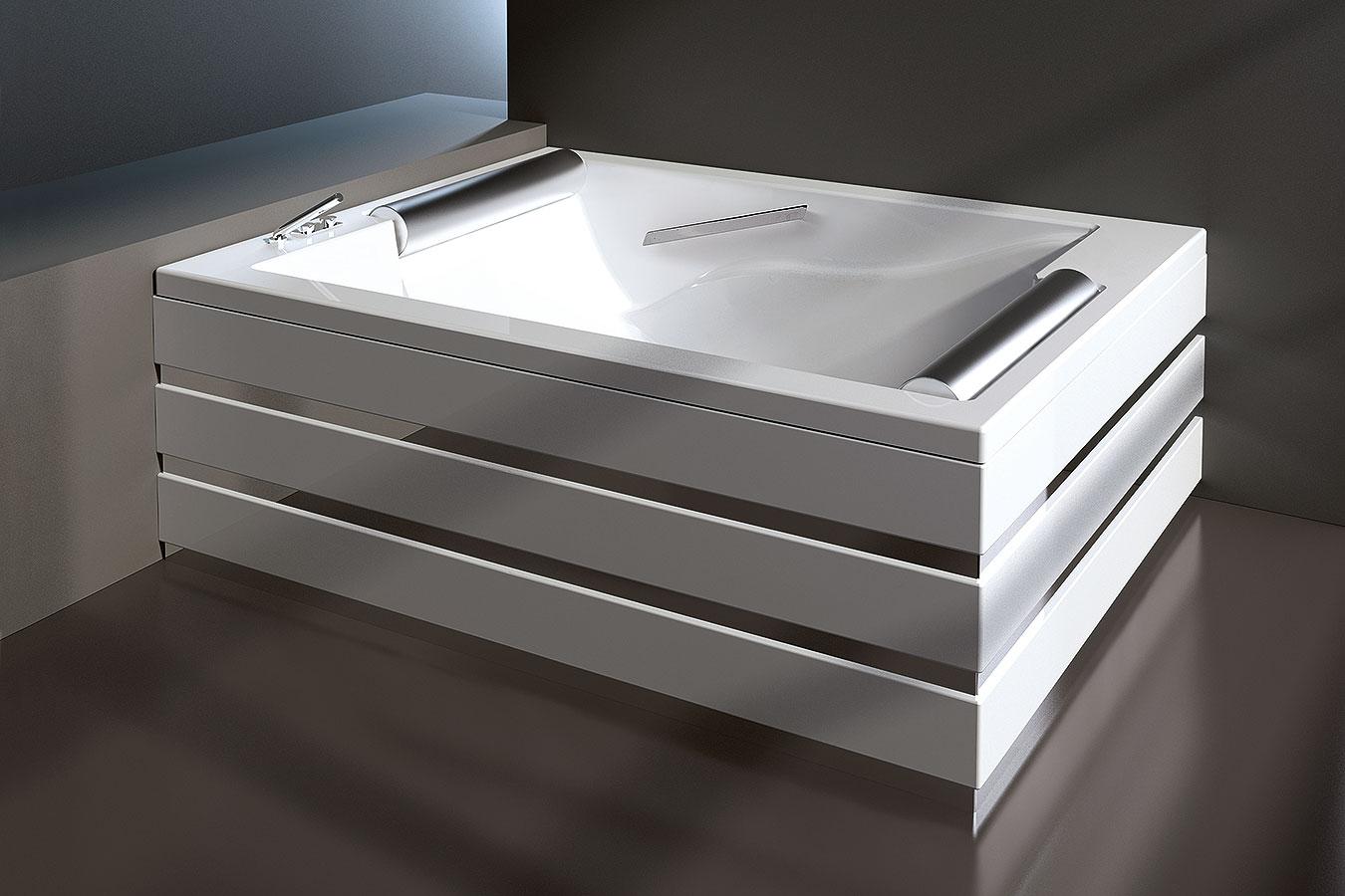 Vasche Da Bagno Treesse Listino Prezzi : Treesse sogno di relax in sala da bagno